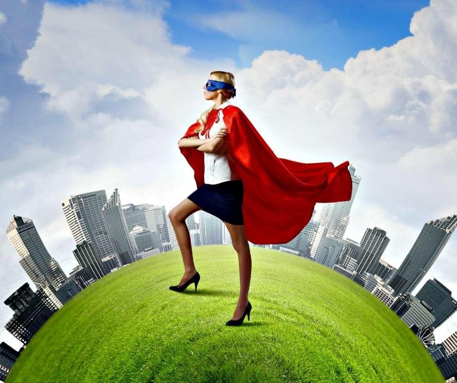 superwoman, confidence, career, boss lady, professional woman, spirit of confidence