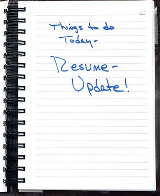 for all of these methods you will require a resume in some form or another you may need a soft copy of your resume for emailed applications - Impactful Resume Update