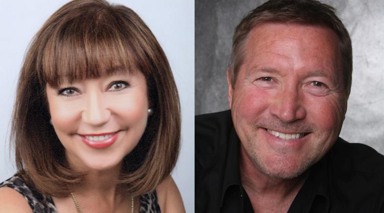 Steve O and Jane Jackson
