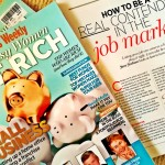 Australian Women's Weekly, How busy women get rich, jane jackson, careers