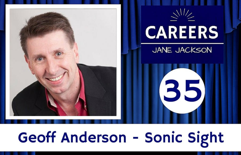 Geoff Anderson, Sonic Sight, video, videographer