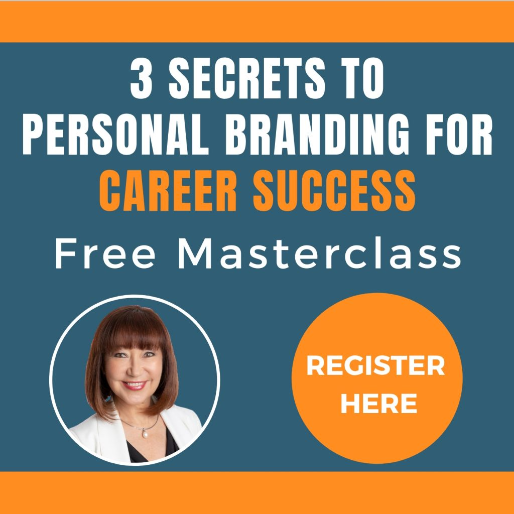 personal branding, career success, Jane Jackson, career coach, career, branding