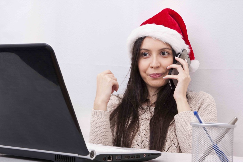 Christmas, job search