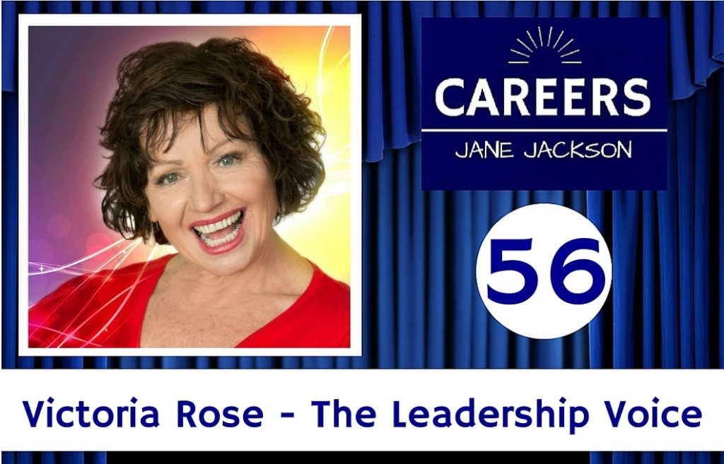 Victoria Rose, Jane Jackson, Career change