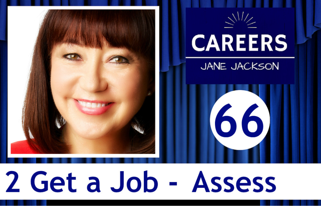 assessments, get a job, jane jackson, careers