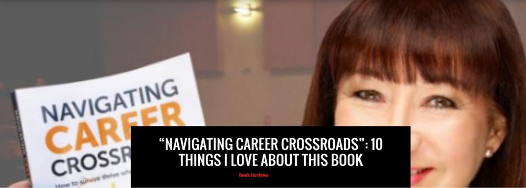 book review, navigating career crossroads