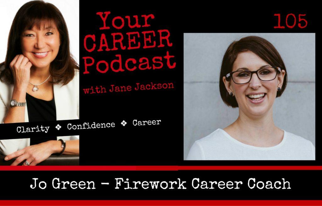 Jo Green, Firework, Jane Jackson, Career Coach, Jane Jackson Careers