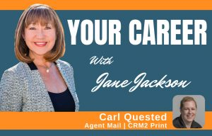Carl Quested, Agent Mail, Jane Jackson, Career Coach, LinkedIn Coach, estate agent, real estate