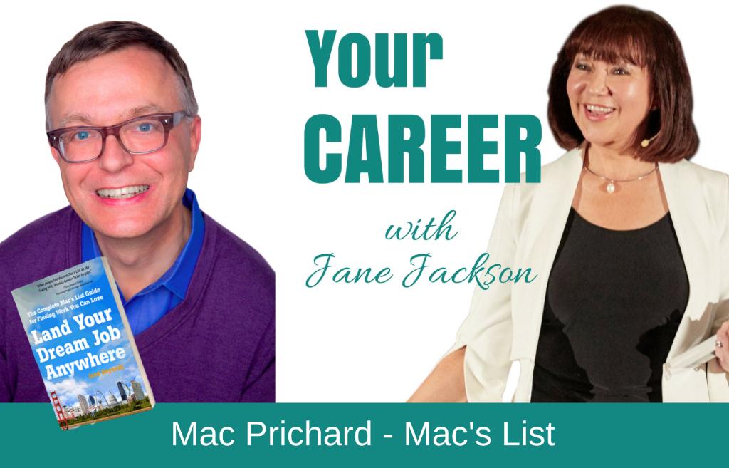 Mac Prichard, Mac's List, macs list, jane jackson, career coach, career, coach, sydney, Australia, London, Hong Kong, Singapore