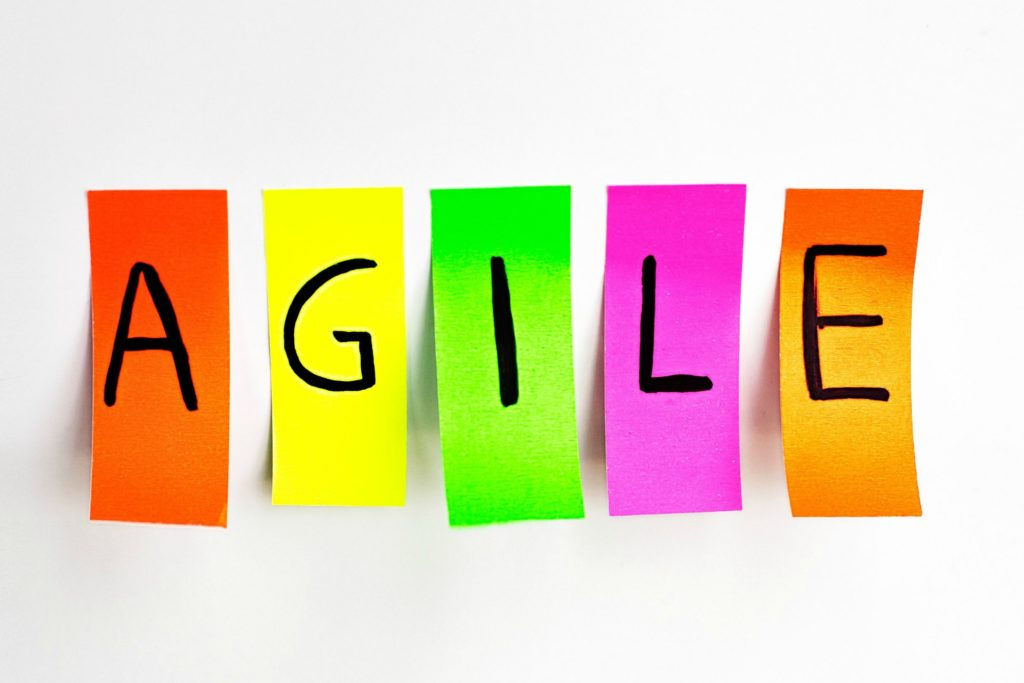 Agile, agility, change management, change, careers, career change, Jane Jackson