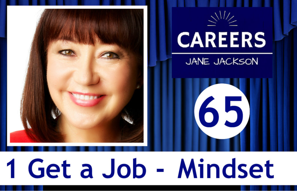 get a job, mindset, confidence, jane jackson