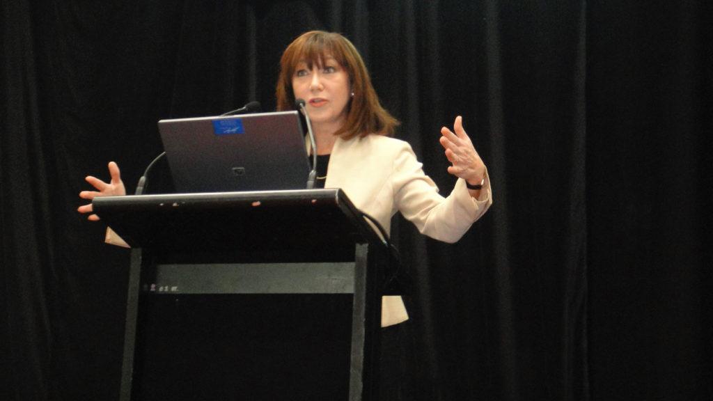 Jane Jackson, Coach, Career, Speaker