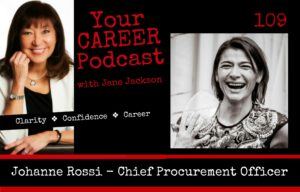Johanne Rossi, chief procurement officer, procurement, Caltex, CPO, supply chain, leader, women in leadership, career change