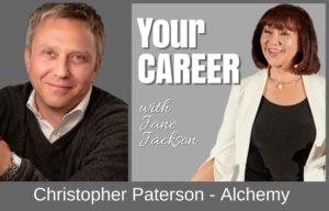 Christopher Paterson, Alchemy, Jane Jackson, career coach, careers, sydney, australia, hong kong, singapore, london, career
