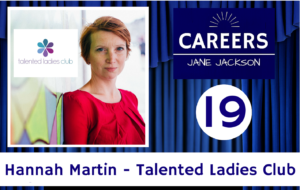 talented ladies club, Hannah Martin, Mum Entrepreneur