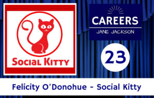 Social kitty, social media marketing, social media