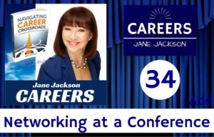networking, conference, job search
