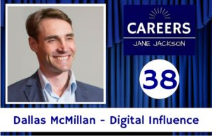 Dallas McMillan, digital influence, digital, social media