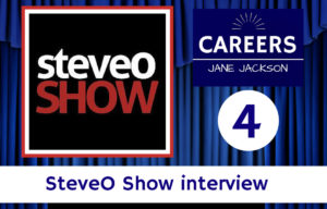 SteveO Show, SteveO, Navigating career crossroads, book