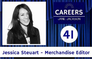 Jessica Steuart, Jess Steuart, fashion, merchandising editor, editor