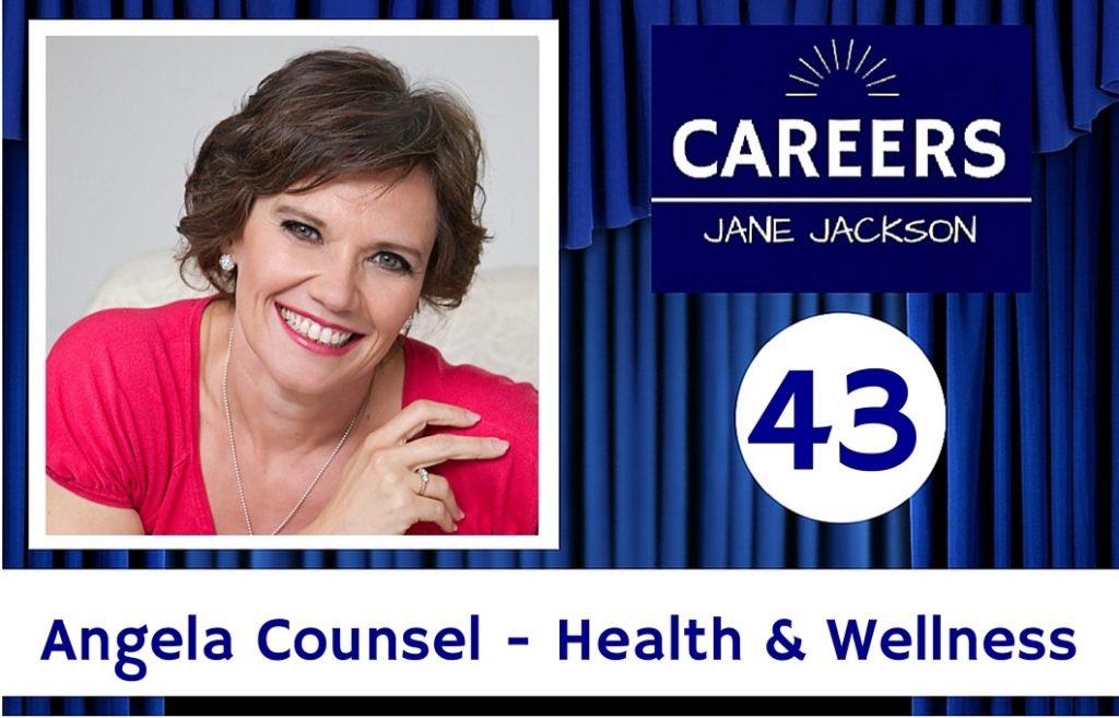 angela counsel, jane jackson, careers