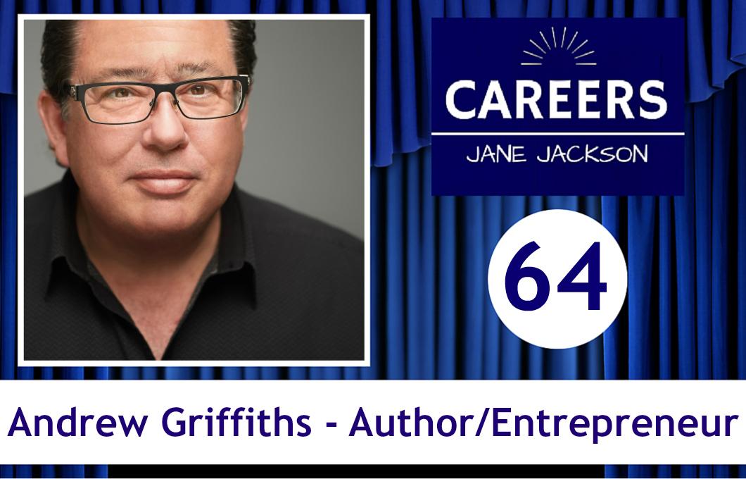 andrew griffiths, author, entrepreneur, jane jackson