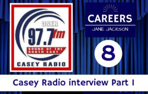 Casey Radio, FM97.7, Dr Linda Wilson