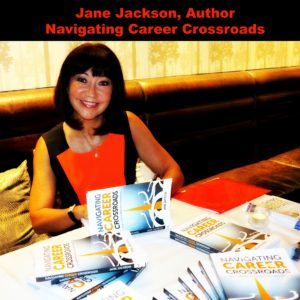 book launch, navigating career crossroads, jane jackson, career, crossroads,