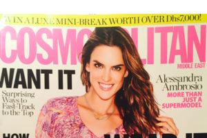 Cosmopolitan magazine, cosmo mag, Jane Jackson, career