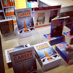 career crossroads, Dymocks, bookstores, Dymocks books