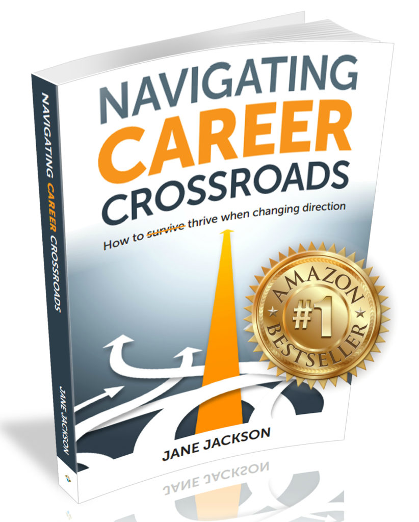Navigating Career Crossroads Book