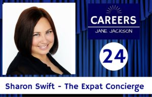 The Expat Concierge, Sharon Swite
