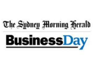 Sydney Morning Herald, Business Day, Jane Jackson, Career