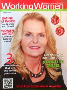 women's network australia magazine