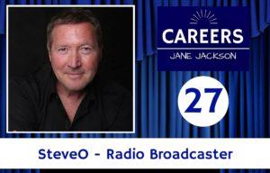 SteveO, SteveOShow, Steve O, radio, broadcaster