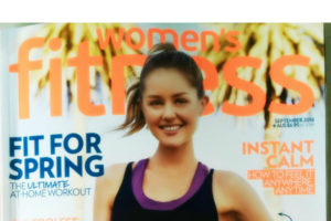 womens fitness magazine, jane jackson, career