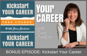 kickstart your career, jane jackson, career coach, career, sydney, australia, online course