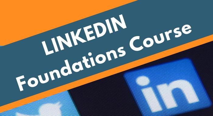 linkedin, linkedin foundations, linkedin online training, linkedin training