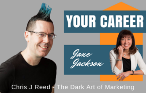 Chris J Reed, Dark Art of Marketing, LinkedIn, Career Coach, Jane Jackson, Sydney, Singapore, Social Media Marketing, Linkedin Branding, Personal Branding, Branding