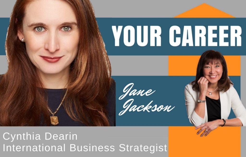 Cynthia Dearin, Jane Jackson, career coach, career, coaching, international business, sydney, australia