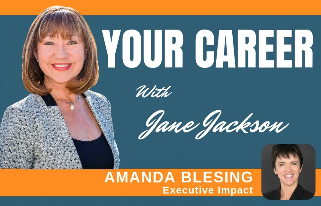 Amanda Blesing, Executive Impact, Jane Jackson, Career, Leadership, Coach, Dancer, Fitness, empowering women