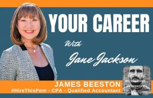 James Beeston, #hirethispom, hire this pom, Birmingham accountant, accountant, CPA, Melbourne, melbourne jobs, Jane Jackson, Career Coach, careers