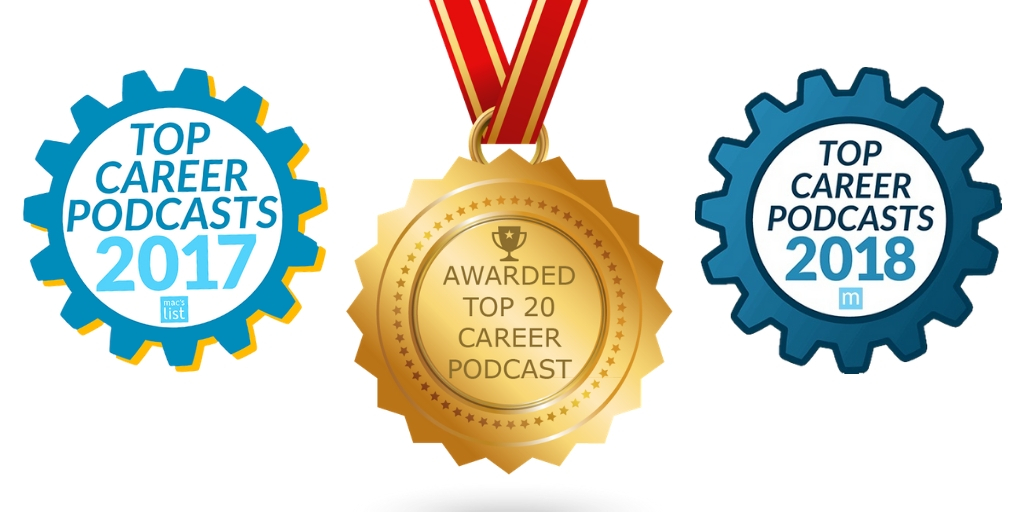 career podcast, top podcast, top career podcast, 2018, jane jackson, career coach, podcast, careers