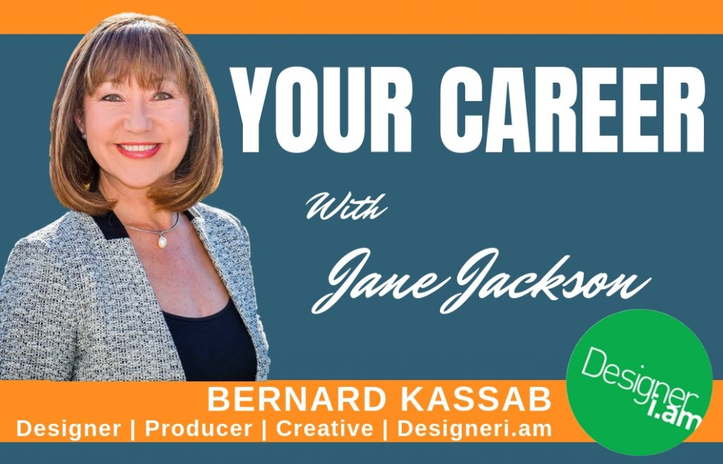 Your Career Podcast, Bernard Kassab, Designeri.am, graphic design