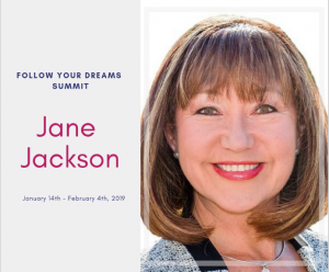 career coach, jane jackson, follow your dreams summit, careers, linkedin trainer, sydney, australia
