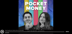 Jane Jackson, pocket money podcast, career coach, Australia