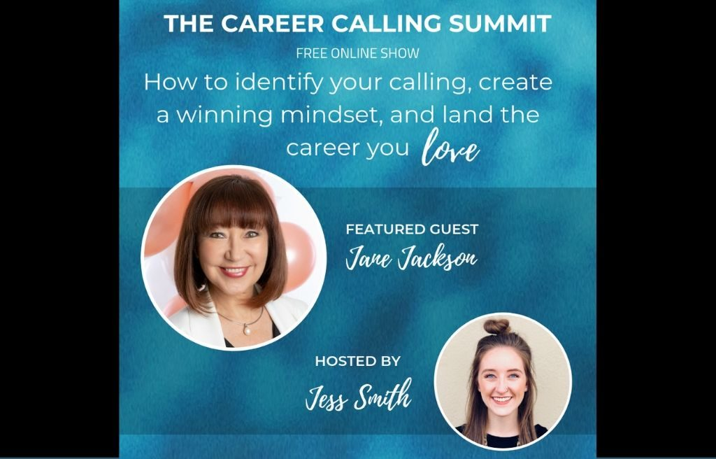 Jane Jackson, career coach, career calling, panelist, personal branding, career