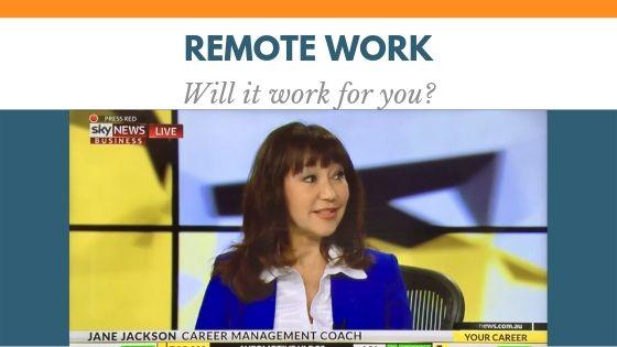 REMOTE WORK, Jane Jackson, career coach, sydney