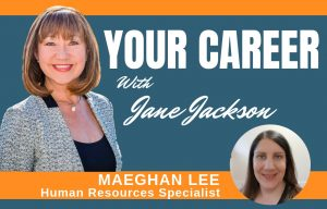 Maeghan Lee, Human Resources, HR specialist, HR, jane jackson, career coach, careers, Sydney, Melbourne