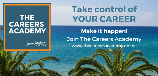career change, change management, Jane Jackson, The Careers Academy, career support, career coaching, career coach, careers